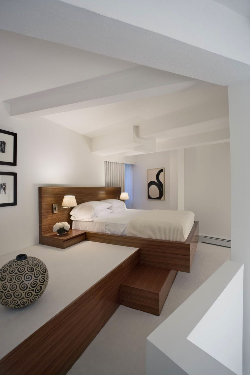 Bedroom ideas for loft rooms   Barrow Street Loft u проект от ixdesign  Barrow AFC Lofts