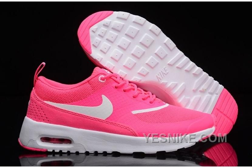 newest 6eb68 790b6 ... NIKE AIR MAX THEA CHAUSSURES FEMME BASKETS PRINT ROSE BLANCHE VENTE  Only 82.55€ , Free Shipping! http   www.yesnike.com big-discount-66-