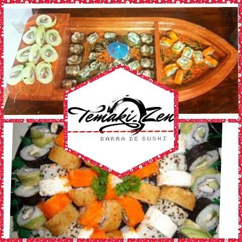 Enróllate con la infinidad de sabores, colores, presentaciones e ingredientes que el sushi tiene para tu apetito.  Disfruta del sabor de Temaki Zen hasta la puerta de tu casa. ¡Pide ahora! https://www.facebook.com/temaki.zen?fref=ts