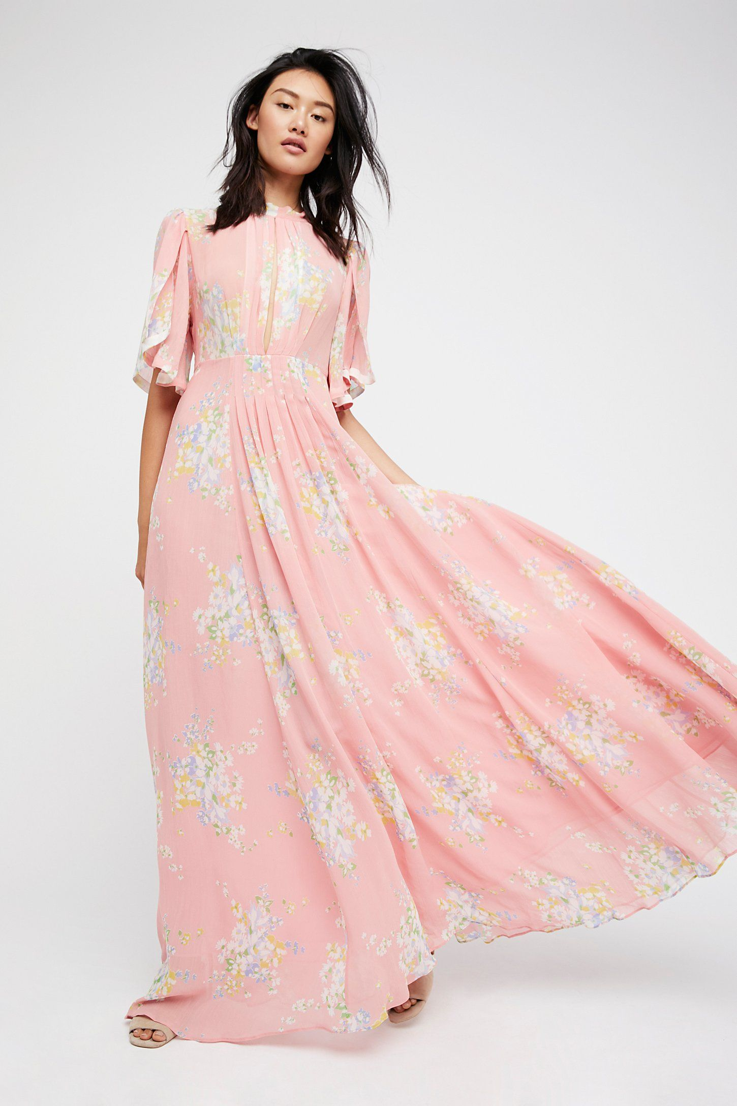 Slide View 1: Wildflowers Maxi Dress | WANT | Pinterest