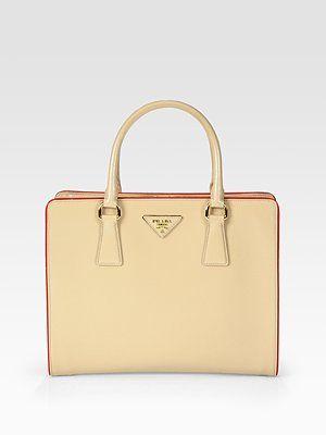 42503083f36190 Prada Saffiano Vernice Top Handle Bag   Bags   Pinterest   Bolsos