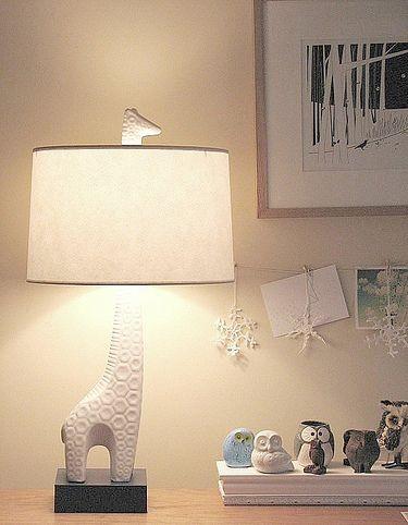 Beautiful Giraffe Lamp Table Lamps For Bedroom Giraffe Lamp