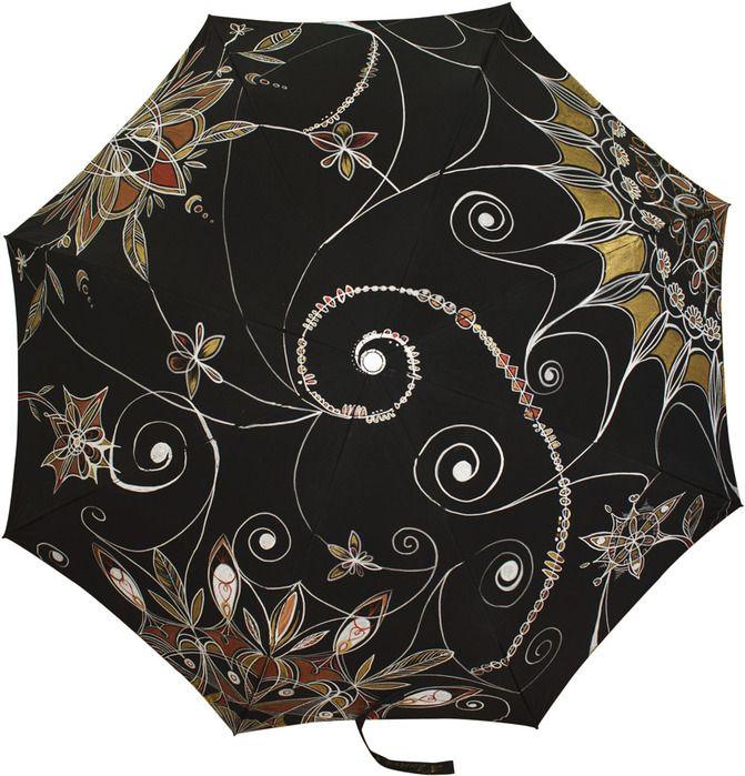 hand-made umbrella
