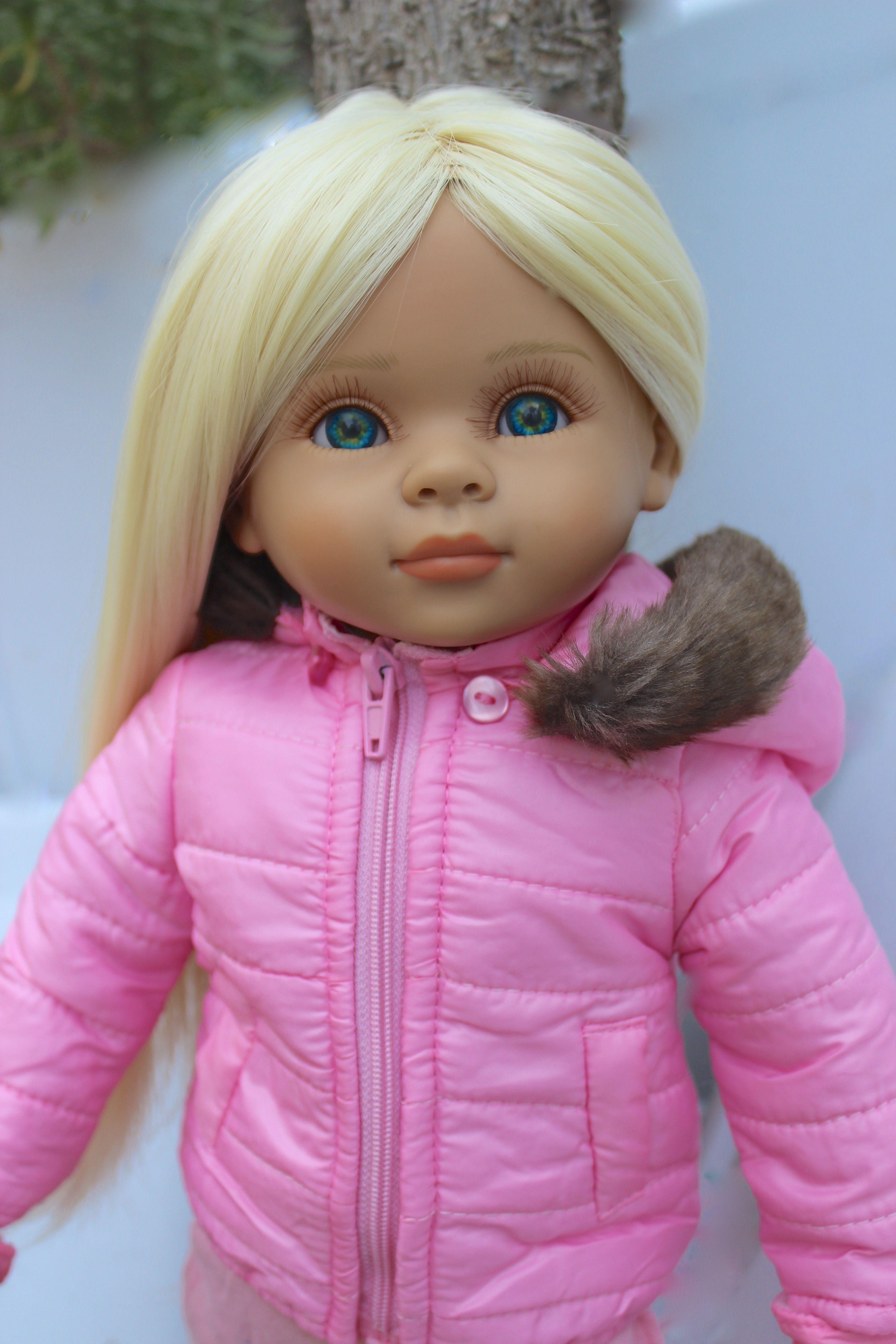 """Harmony Club Dolls. 18"""" dolls and 18"""" doll Fashions. Visit www.harmonyclubdolls.com"""
