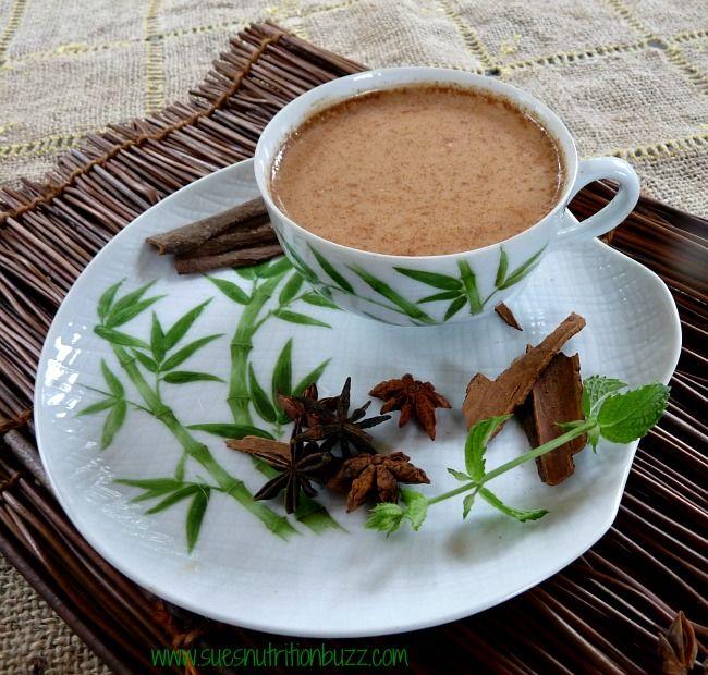 Creamy Coconut Milk Masala Chai Latte (With Images