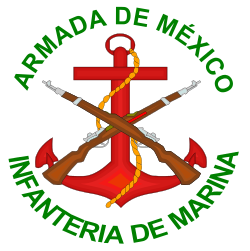 Escudo Infanteria De Marina De Mexico Svg Infanteria De Marina Fuerzas Armadas De Mexico Armada De Mexico