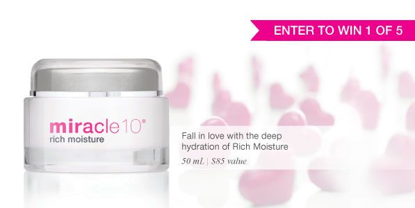 Miracle 10 Valentine's Day Giveaway