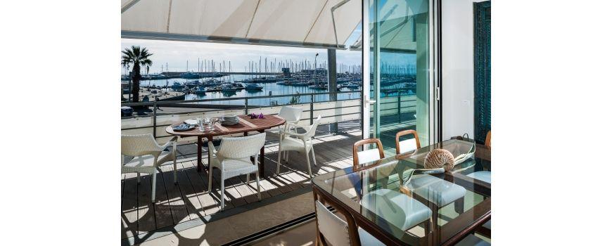 Beachfront luxury apartment in Marina di Ragusa - Casa Aurora - IntoSicily.com
