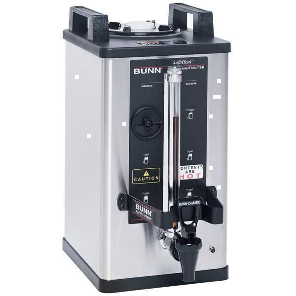 Bunn 27850.0016 Soft Heat 1.5 Gallon Coffee Server with 240 Minute Setting #coffeeserver Bunn 27850.0016 Soft Heat 1.5 Gallon Coffee Server with 240 Minute Setting #coffeeserver