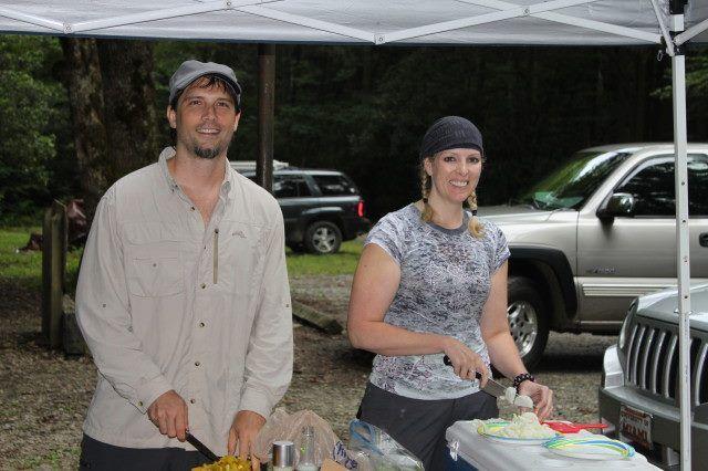 Bigfoot Chicks: Sasquatch Hunters - Great Chefs!!