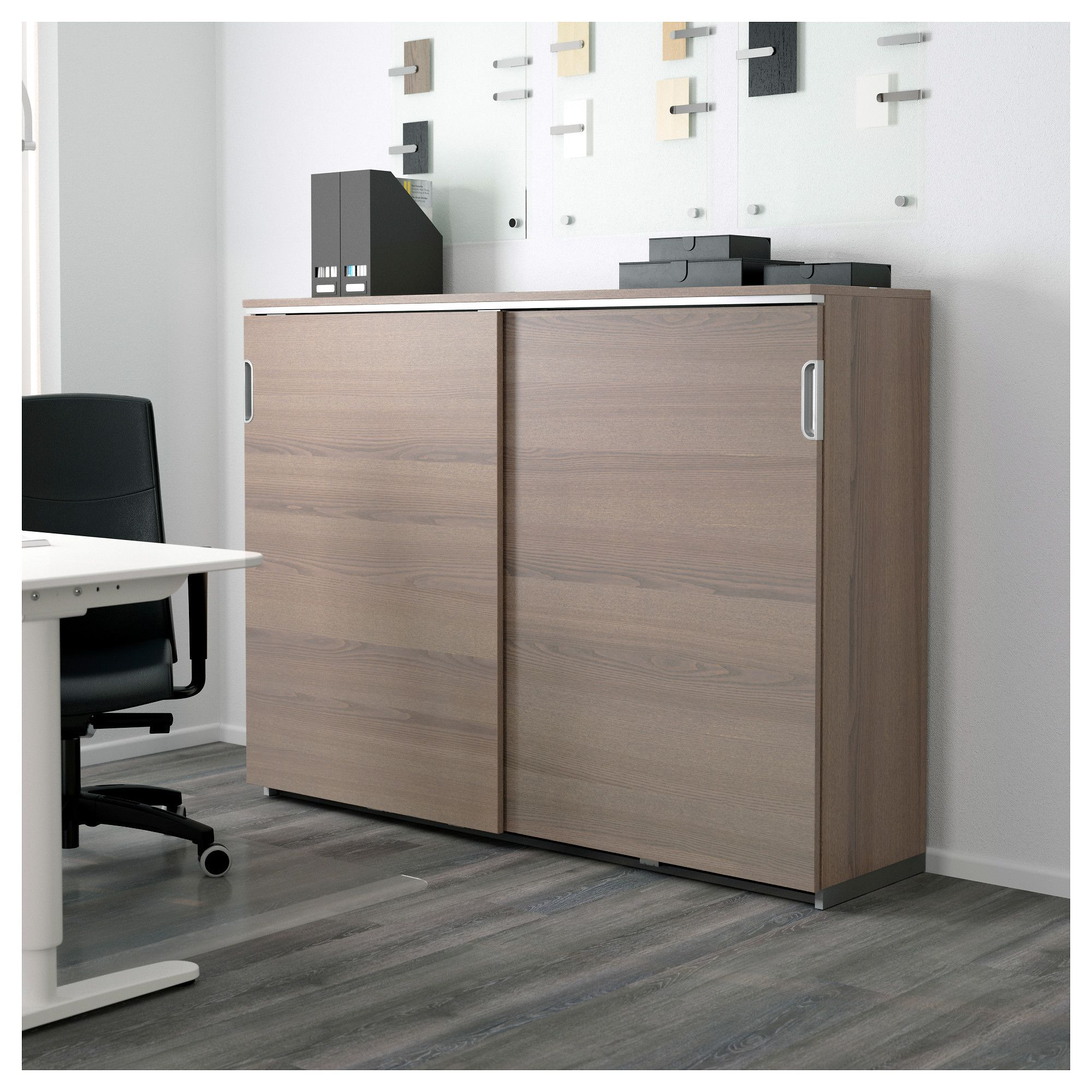 Office storage cabinets ikea Interior Ikea Galant Cabinet With Sliding Doors Gray Valeria Furniture Ikea Galant Cabinet With Sliding Doors Gray Products Pinterest