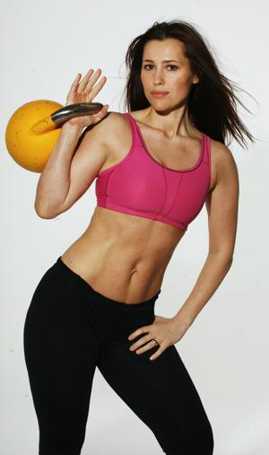 träning gravid olga