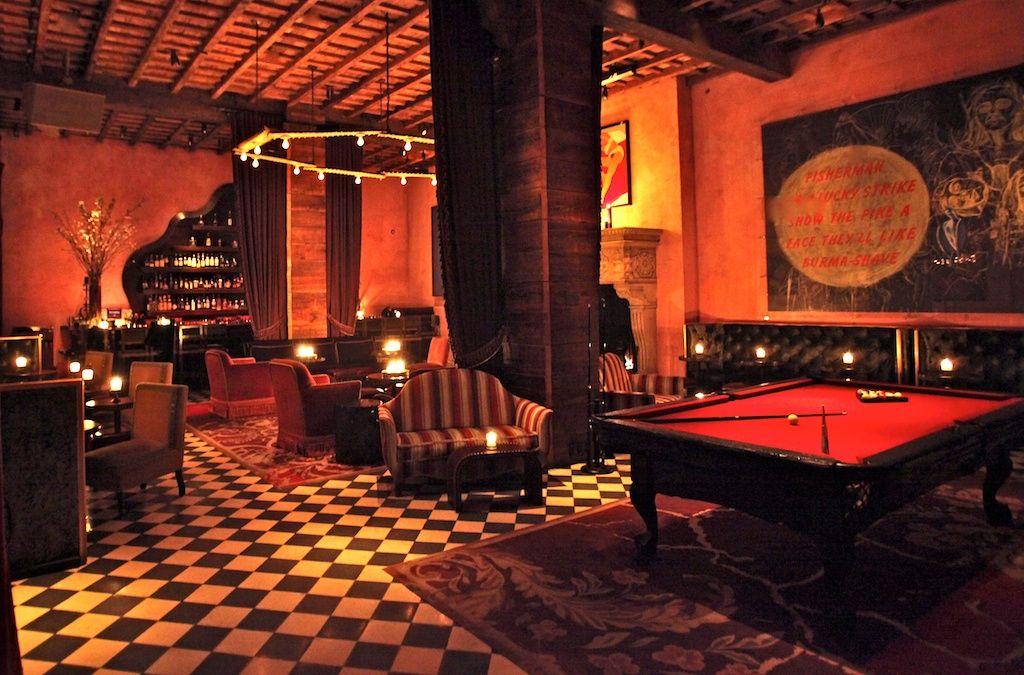 The Rose Bar And Jade At Gramercy Park Hotel