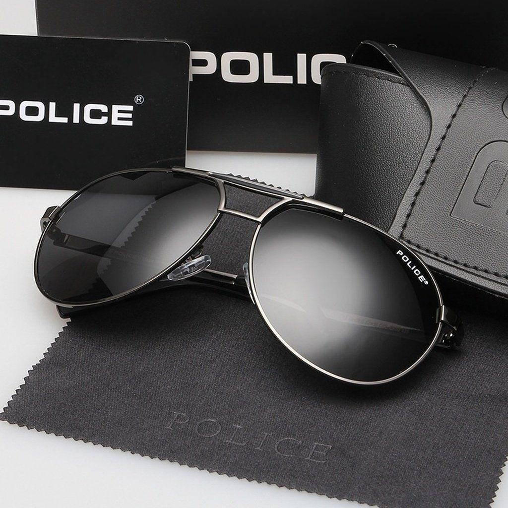 b5f21405fe Polarized Sunglasses Mens Outdoor Driving Fishing UV400 Resin Glasses Shades
