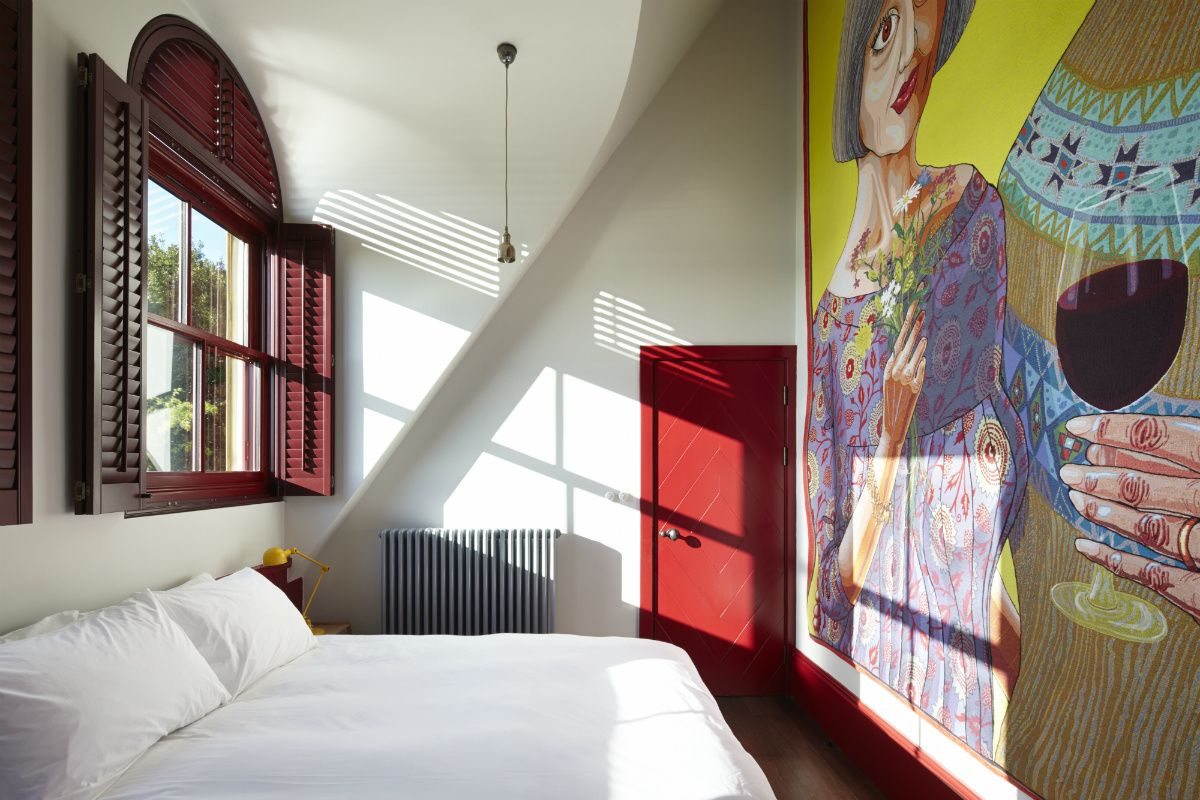 Casas de arquitectos famosos que se pueden alquilar se llama arte - Arquitectos de interiores famosos ...