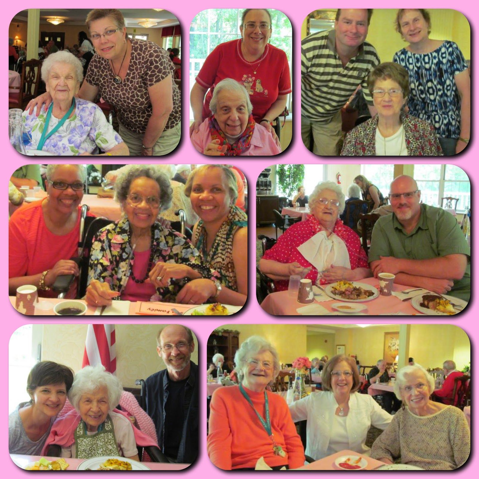 Juniper Village At Forest Hills: Mother's Day at Juniper Village at Forest Hills