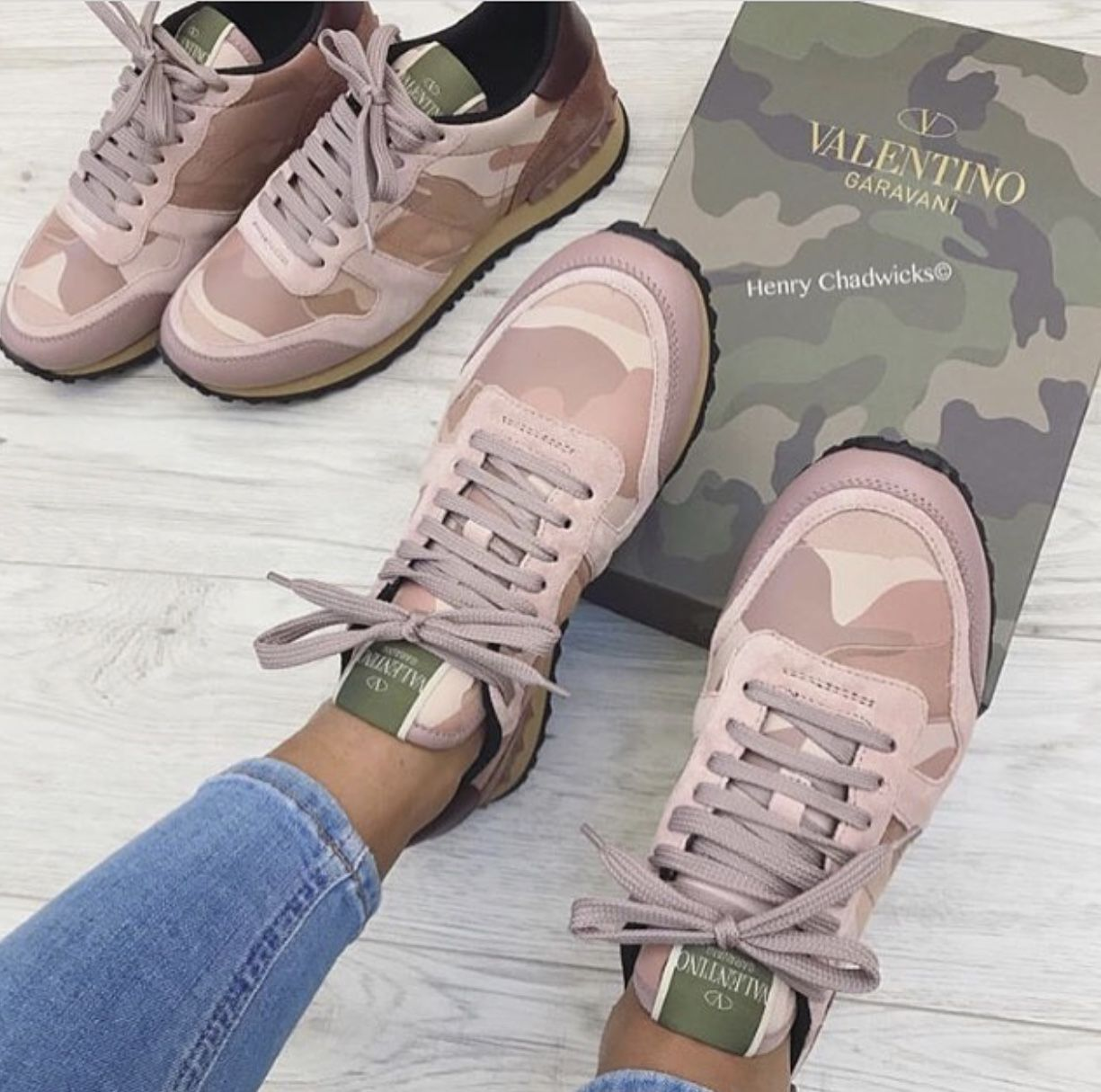 girls valentino trainers Shop Clothing