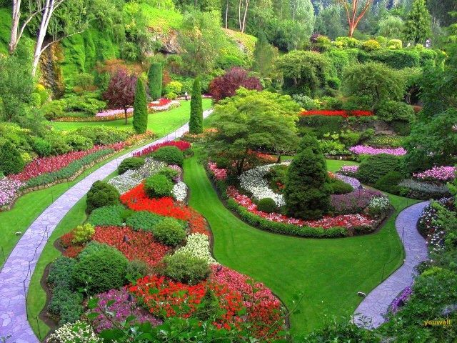 The Best Green Park Gardens And Landscapes Around World