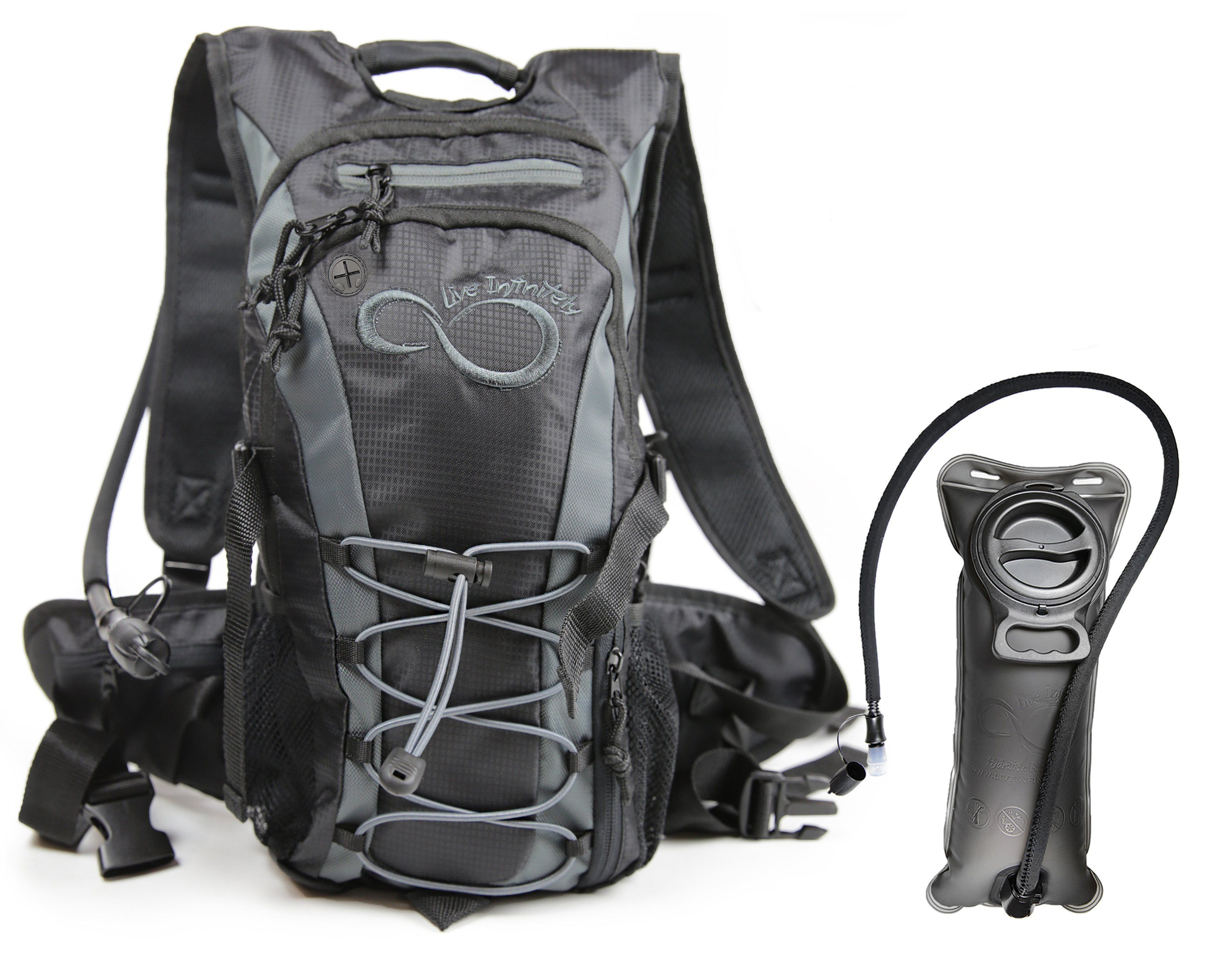 de41abd96251 Hydration Backpack With Water Bladder- Fenix Toulouse Handball