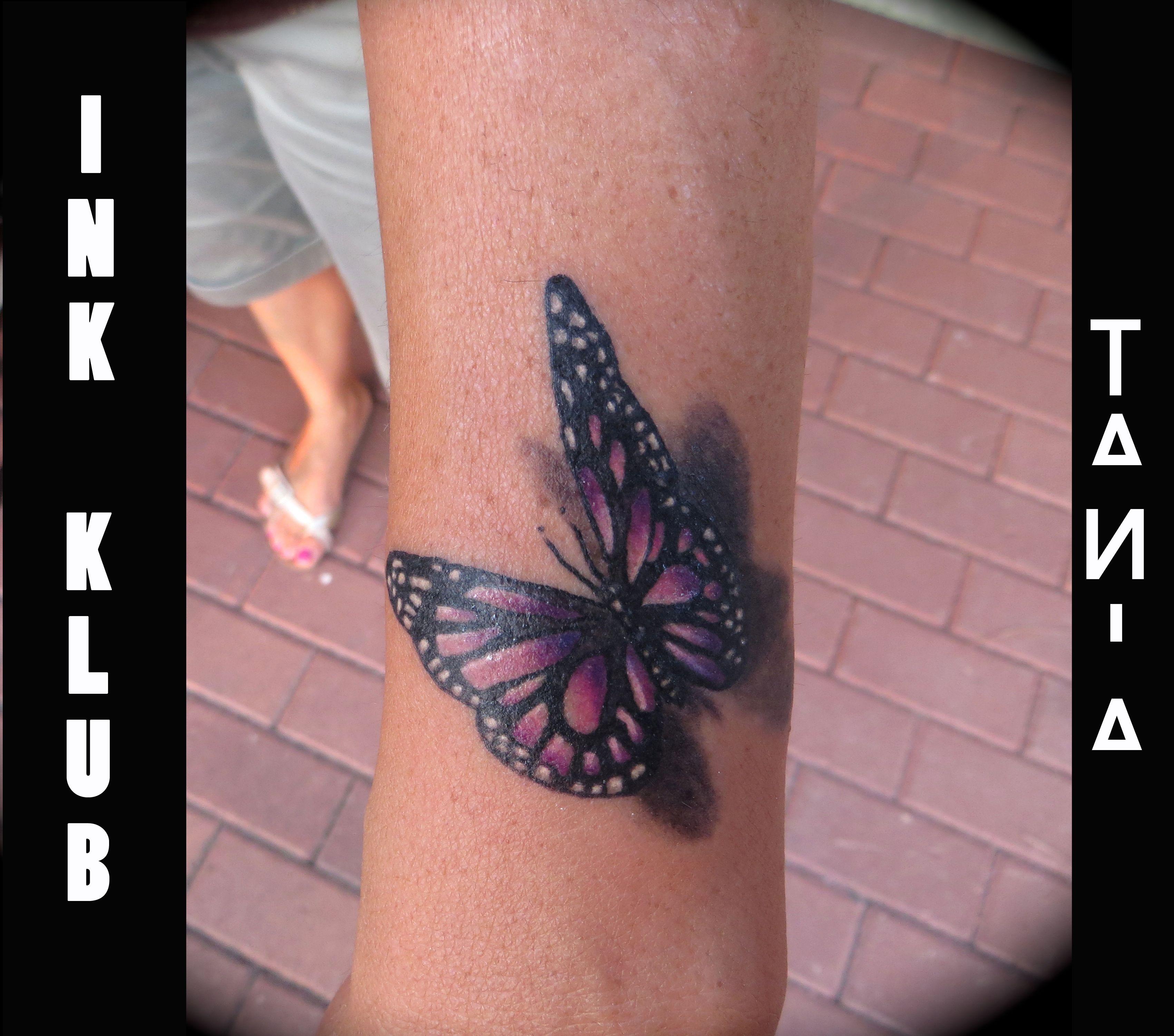 Farfalla 3D