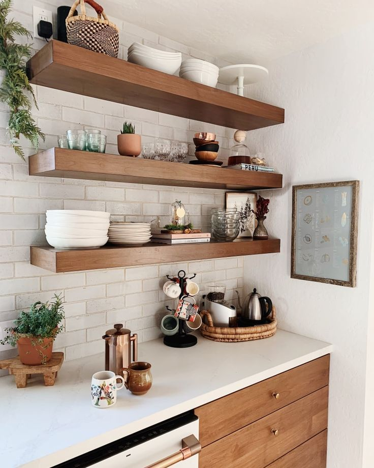 Photo of Open shelving ideas || My Scandinavian Home – HomeDecor