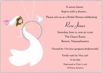 wedding shower invitation wording brides who mean business