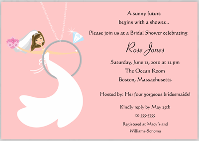wedding shower invitation wording brides who mean business bridal shower invitations how many ways