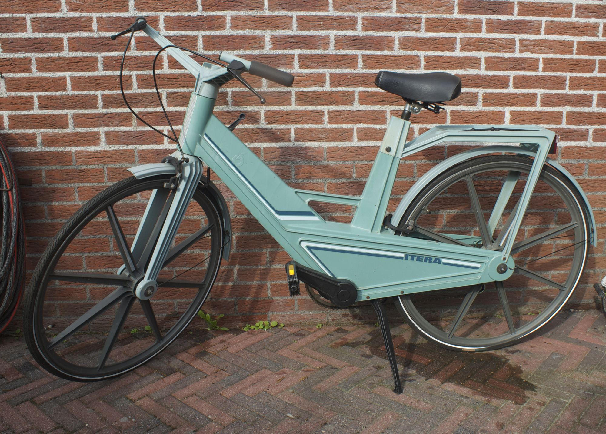 A Volvo design ITERA plastic Bicycle, produced between ...