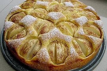 Schneller Apfelkuchen #quickcookies