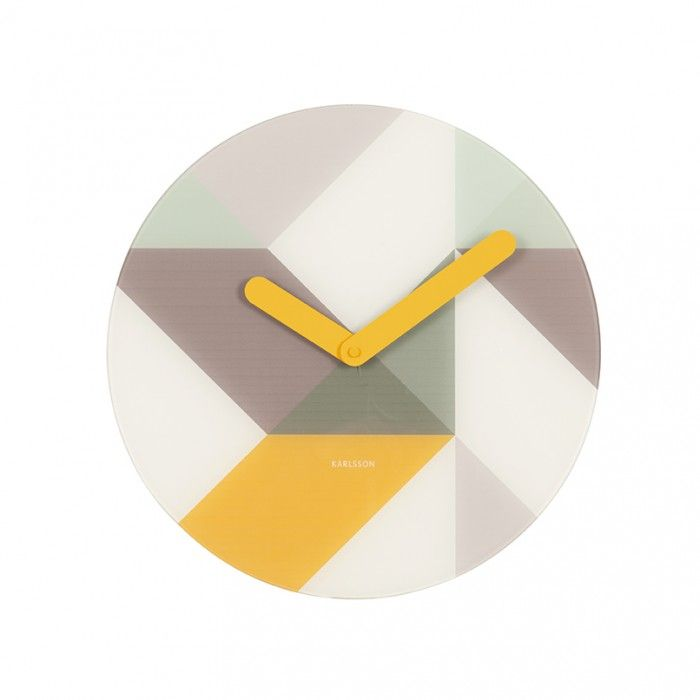 Wall Clock Graphic