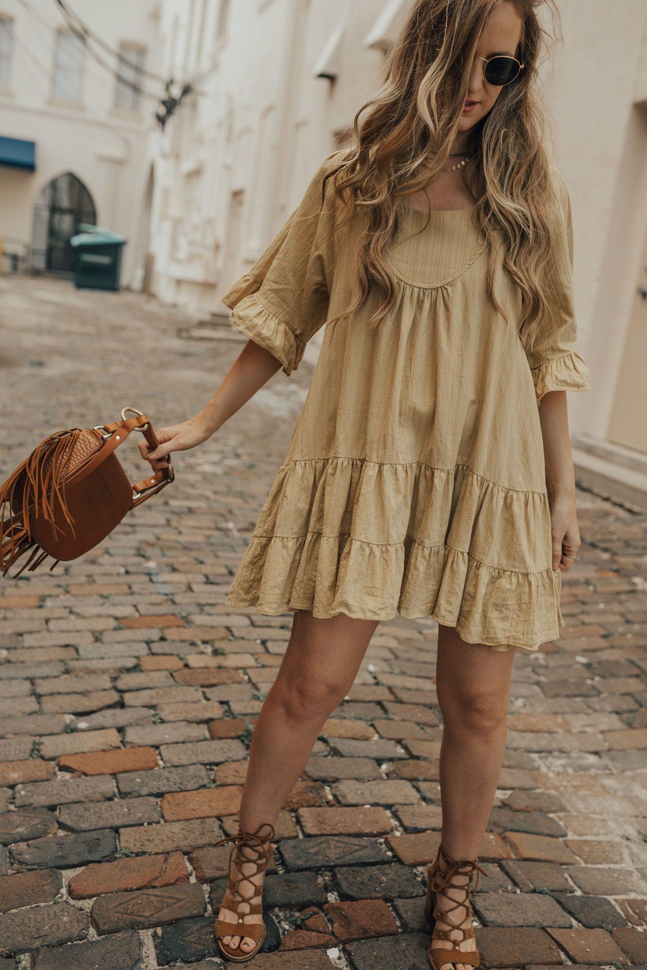 Summer Boho Outfit | Upbeat Soles | Orlando Florida Fashion Blog