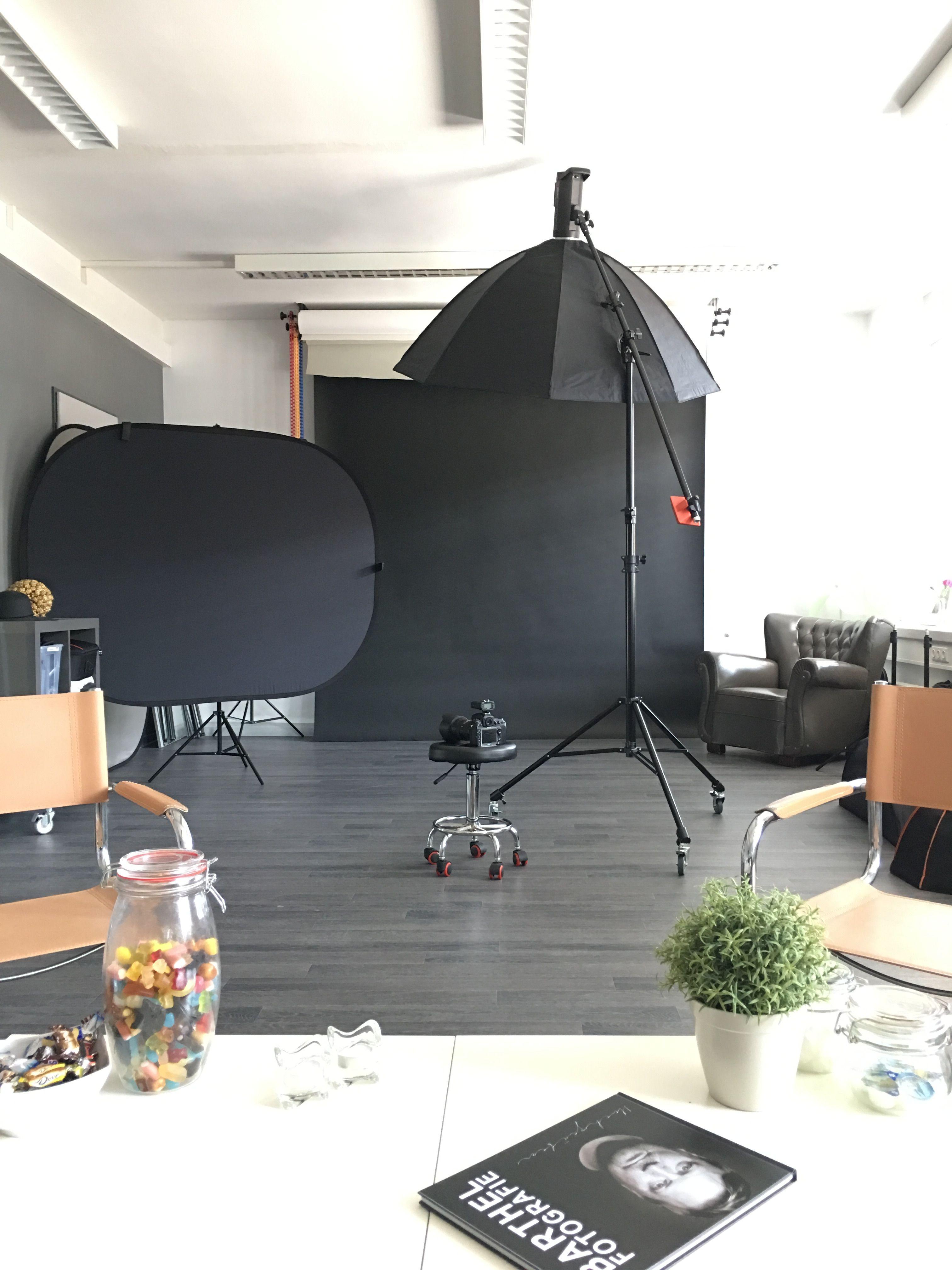 Waiting For My Models Today Fotostudio Beleuchtung Studiofotografie Wohnen