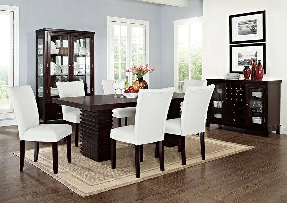 Paragon Caravelle Iv Dining Room Collection Value City Furniture Dining Table 859 Dining Room Bench Furniture Dining Room Suites