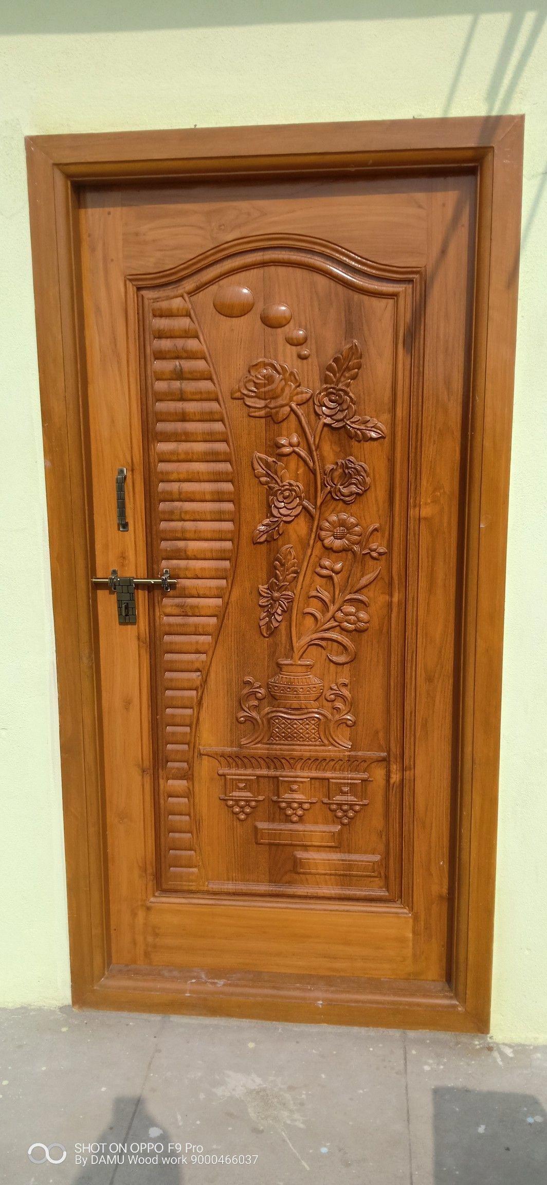 Inside French Doors Door Replacement Six Panel Prehung Interior Doors 20190811 Front Door Design Wood Single Door Design Wooden Main Door Design