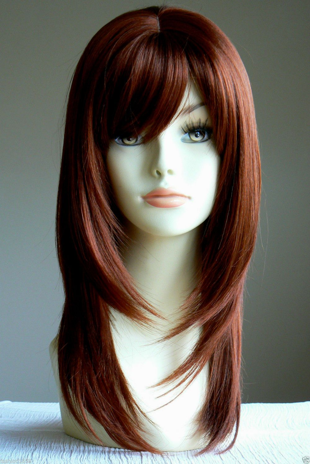 Layered hairstyles korean wigs pinterest layered hairstyle and wig