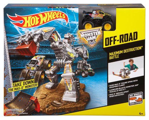 Shop Hot Wheels Cars Trucks Race Tracks Hot Wheels Hot Wheels Monster Jam Monster Jam Mattel Hot Wheels