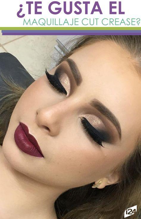 Paso a paso para lucir el maquillaje Cut crease – i24Mujer