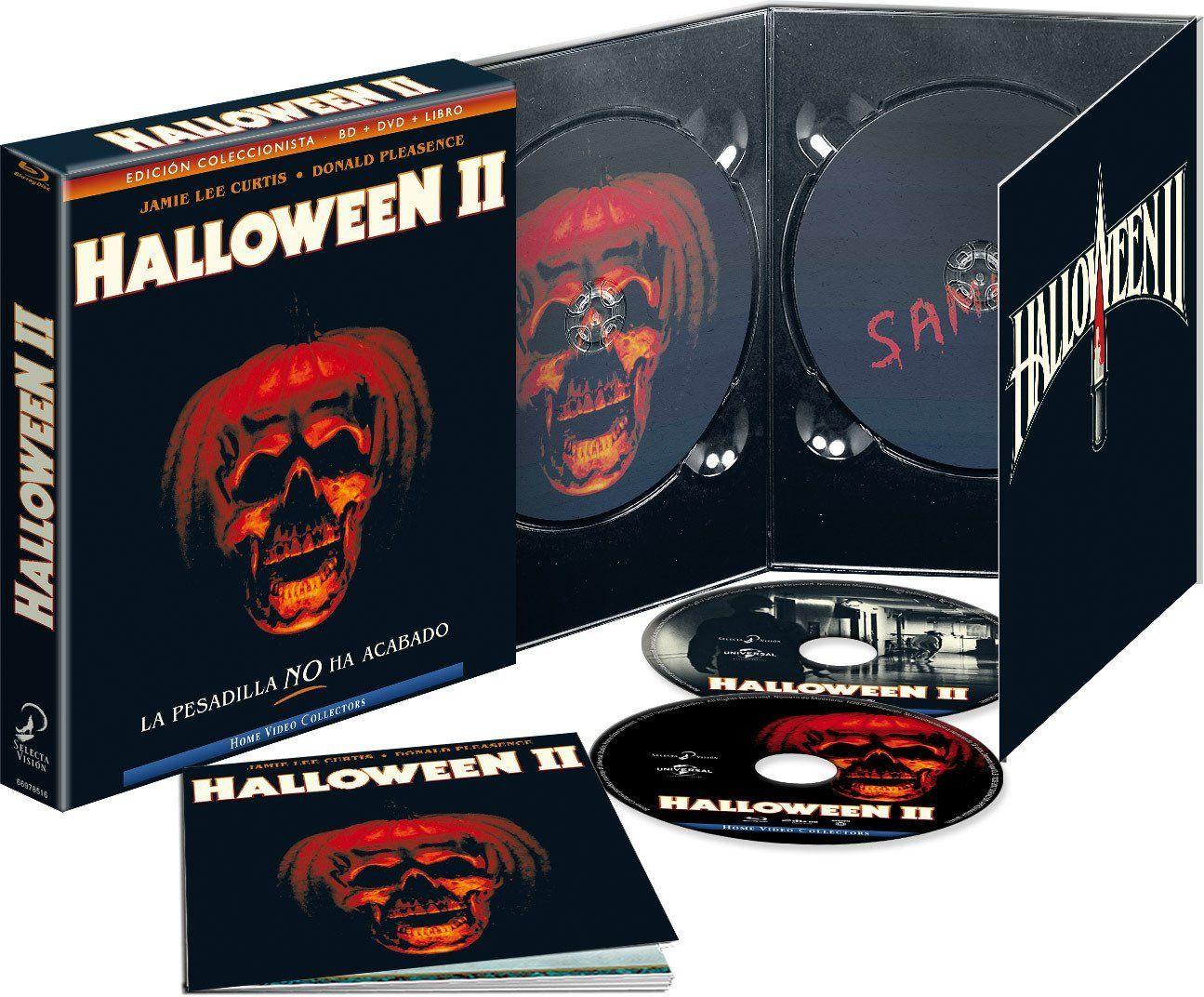 jamie lee curtis in halloween 2 blu-ray box set release | american