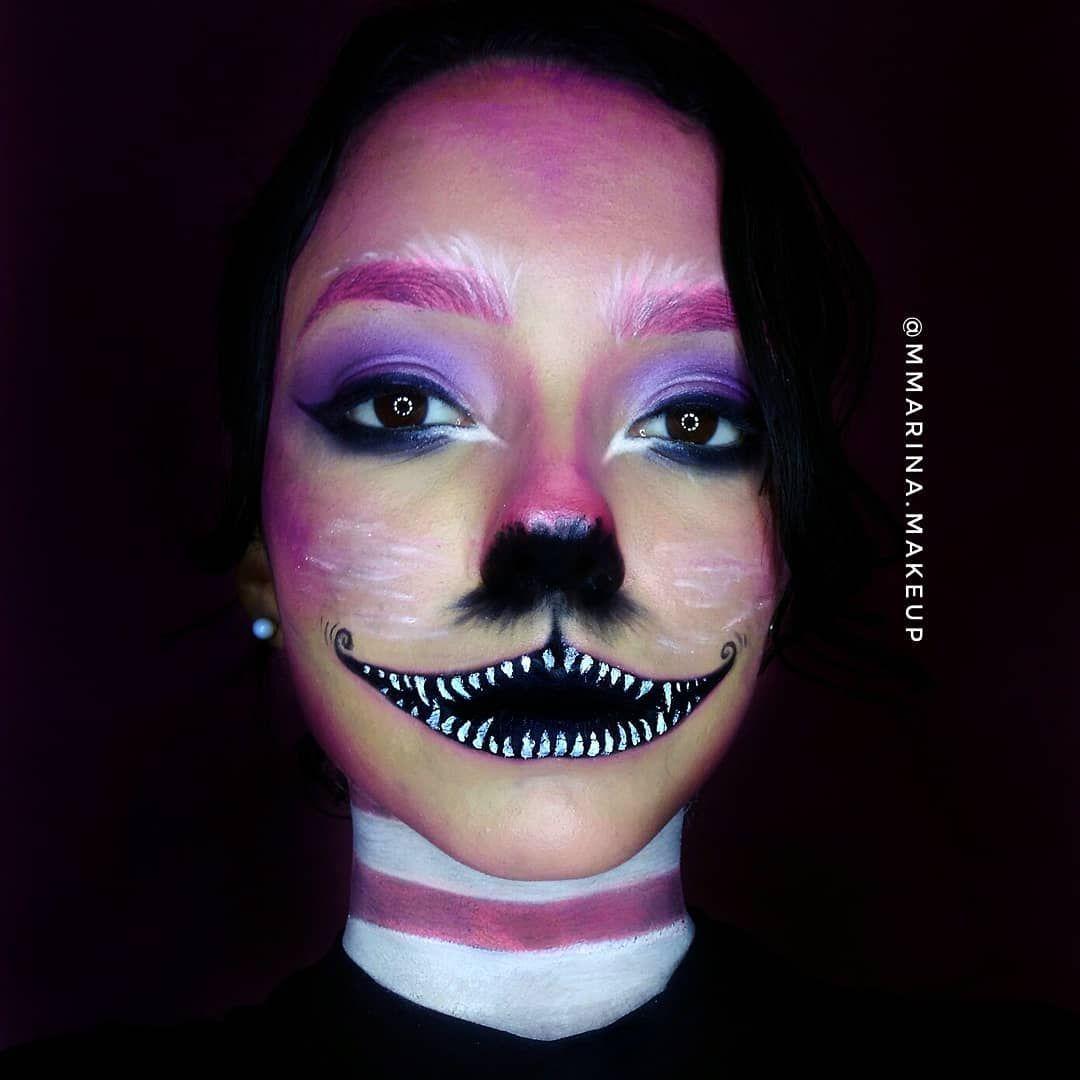 Marina Souza On Instagram Maquiagem Artistica Inspirada No Gato