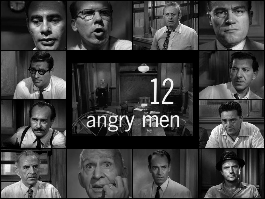 angry men character analysis angry jurors 12 angry men 1957 collage