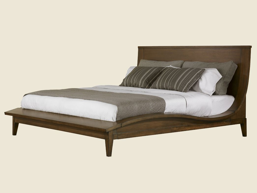 Lexington Home Brands 11 South Urbana Sleigh Bed Things I