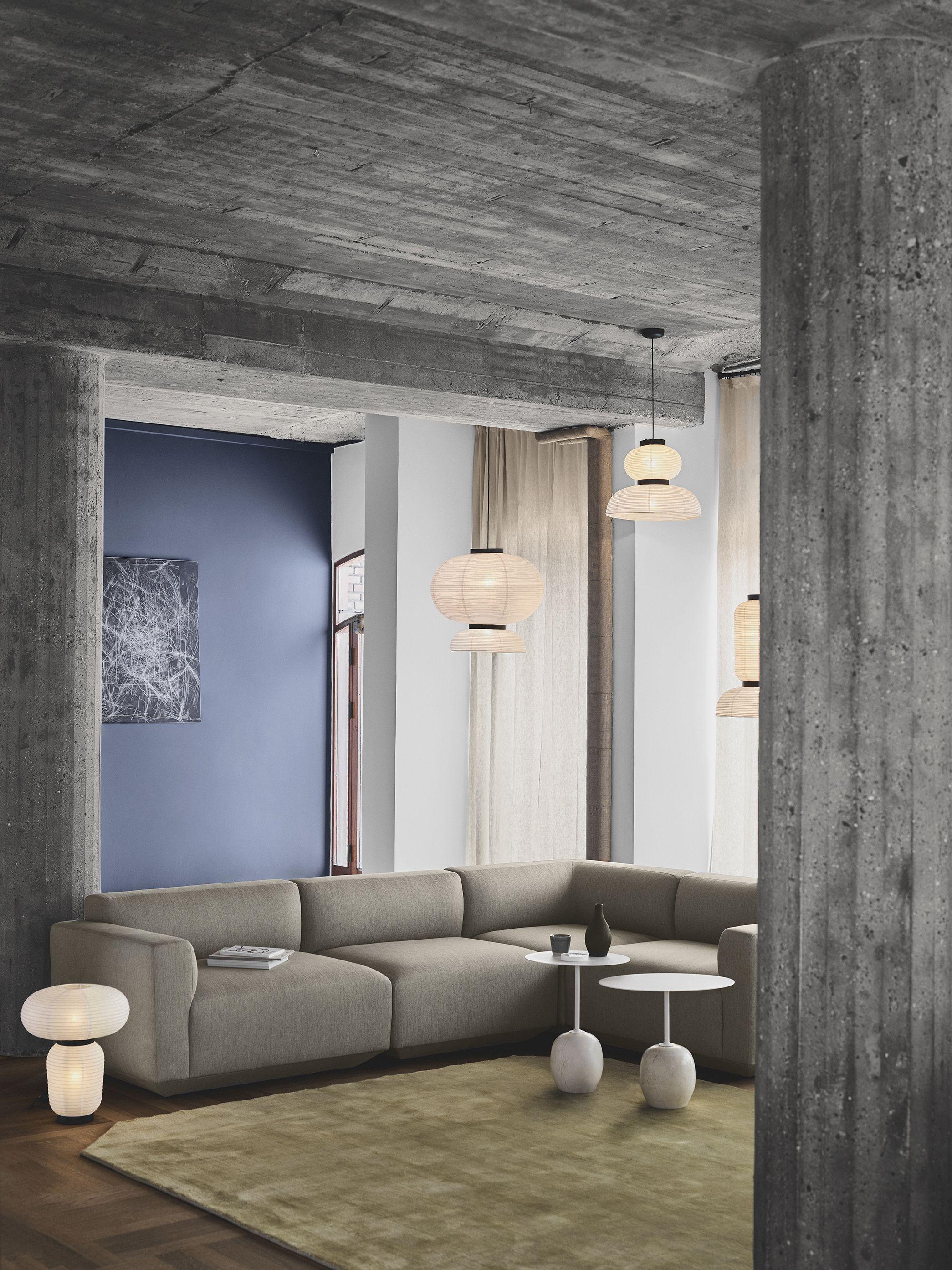 Tradition Traditional Modular Sofa Interior