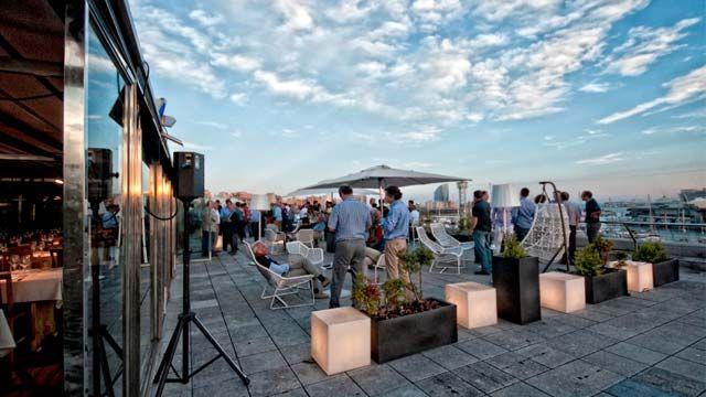 Rooftop bar 1881 per SAGARDI in Barcelona | Rooftop bar ...
