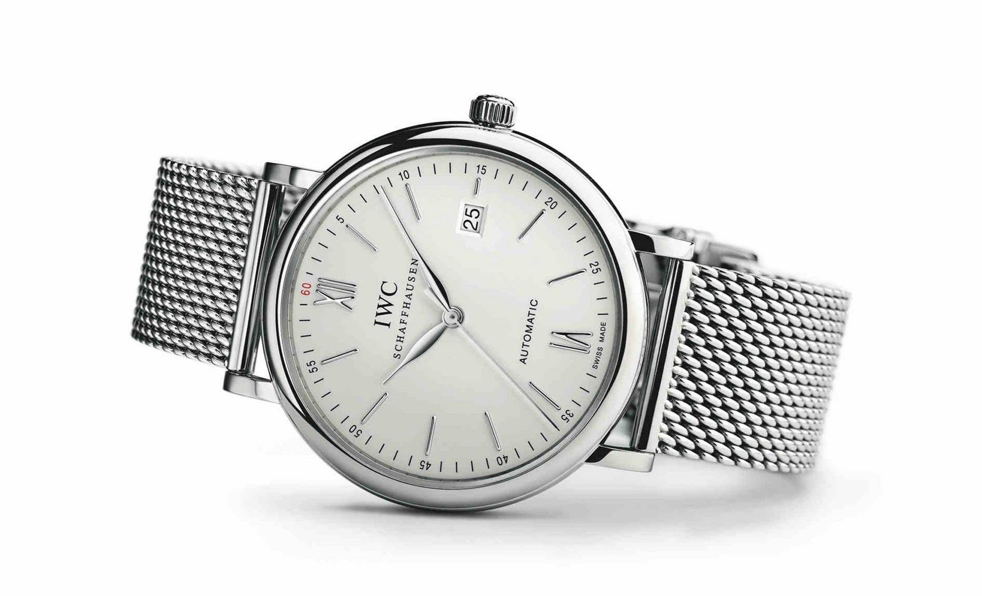 A Refresh Of Iwc S Original Entry Level Watch Is Rumoured To Be