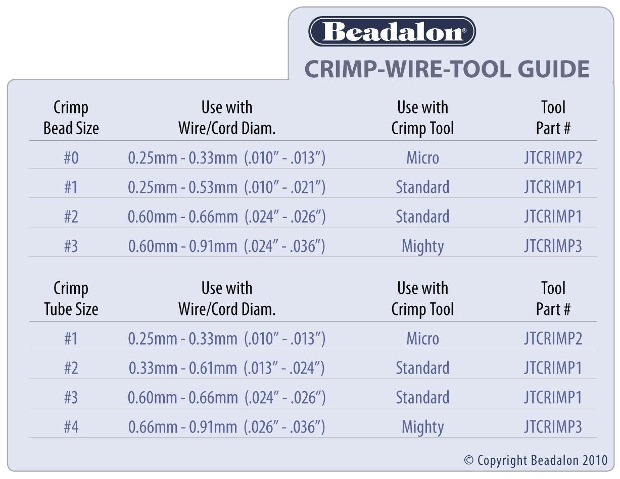 Wonderful craft wire gauge chart photos the best electrical check out the label of the beadalon wire spool for recommended keyboard keysfo Choice Image