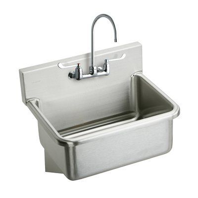 Elkay Ews Surgeon Scrub Handles Package Commercial Sink Sink Elkay Single Bowl Kitchen Sink