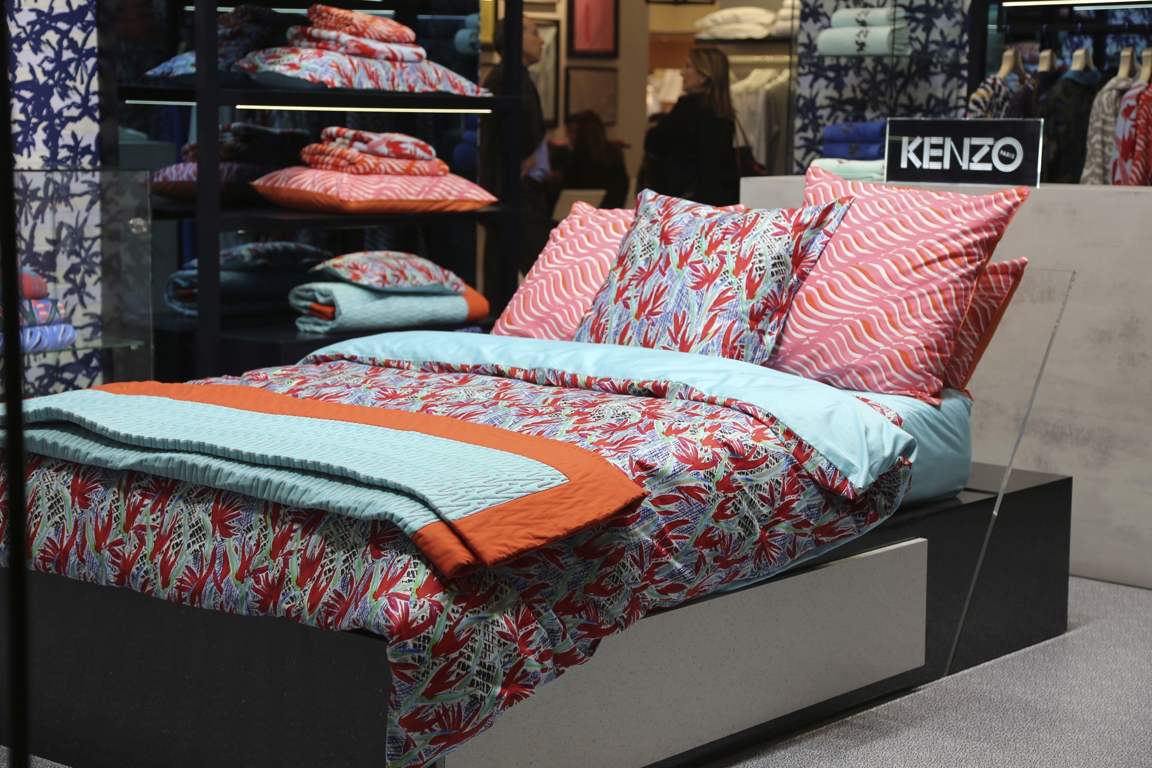 e38ea1f37e kenzo bed linen - Google Search | Ideas for Home | Linen bedding ...