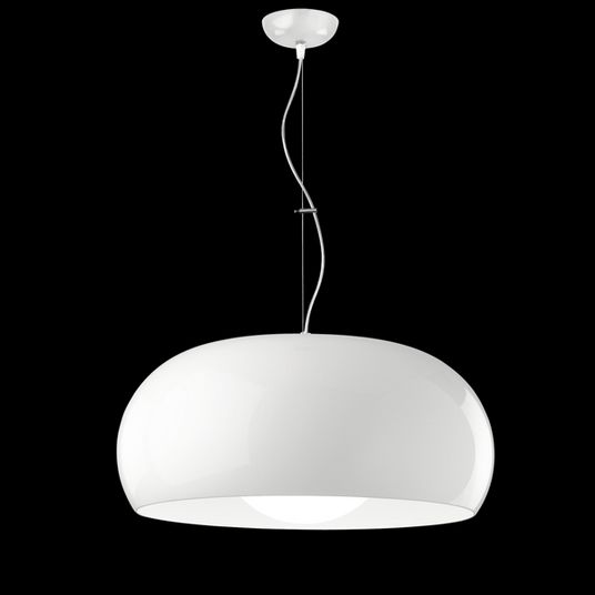 Lampadario Metalspot Balun Sospensione Design Bianca Lighting Lamp Decor