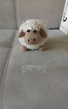 Amigurumi Tavşan Yapımı Anlatımlı Tarifi | Amigurumi, Hayvanlar ... | 378x236