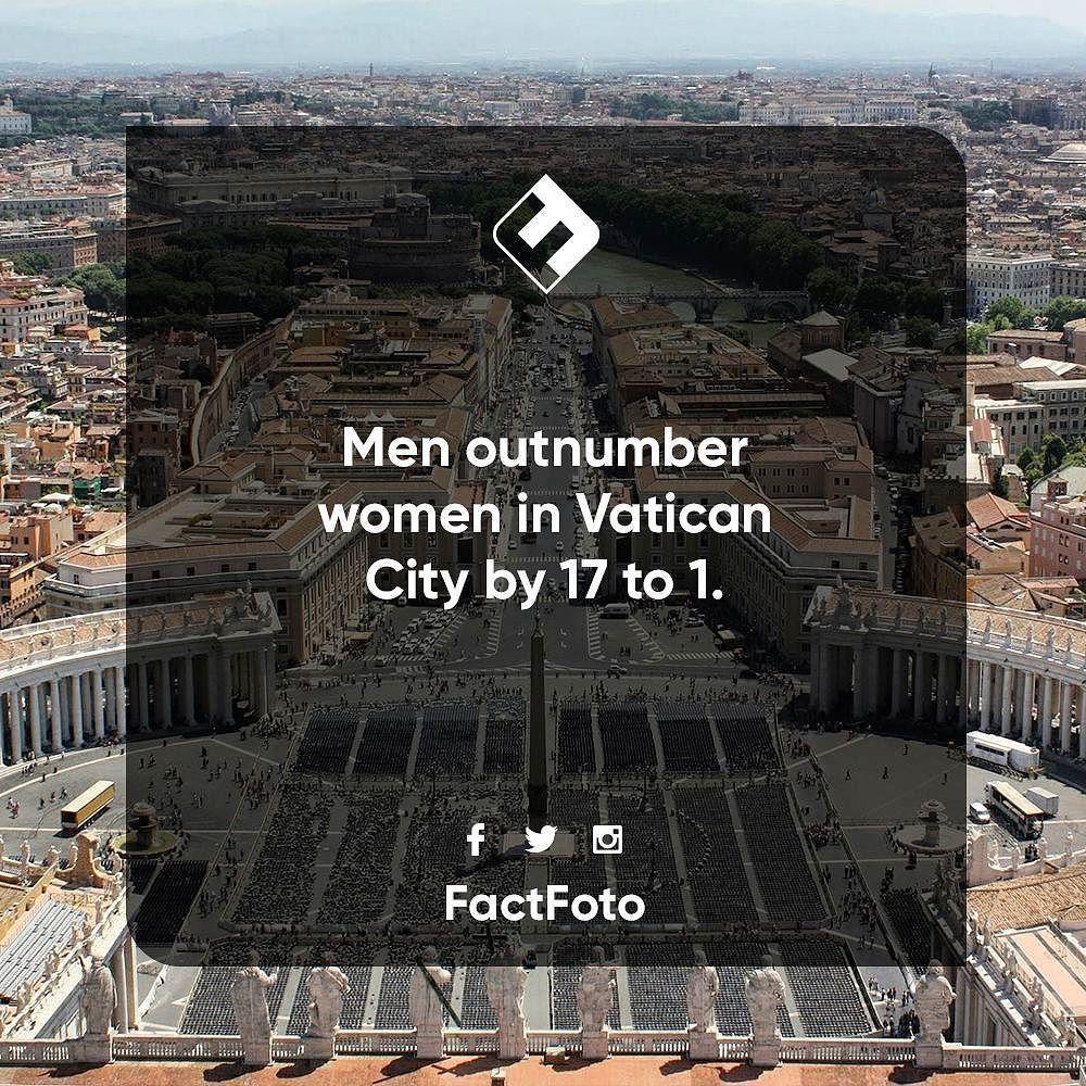 Factfoto fact facts vatican  History  Pinterest  Vatican